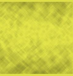 yellow mosaic pattern vector image