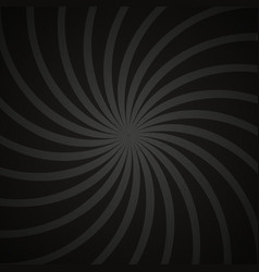 gray and black spiral vintage vector image vector image