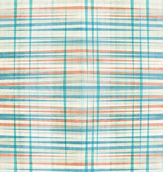 Abstract blue lines seamless pattern vector