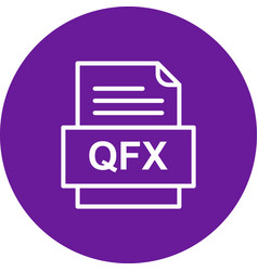 Qfx Icon File Vector Images (60)