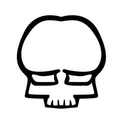 Skulls1 Converted-01 vector