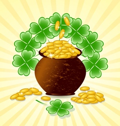 st patrick day vector image vector image
