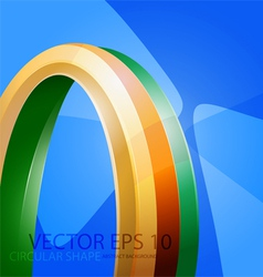 Curve vector image