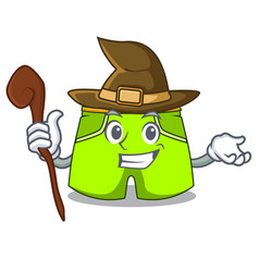 Witch cartoon shorts style for the swimming vector