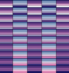 Colorful geometric squares abstract background vector image