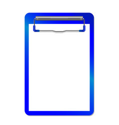 folder with clip vector image