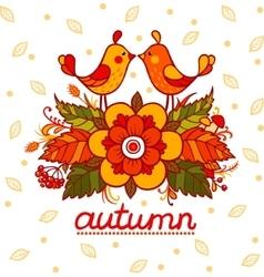 Autumn designe vector