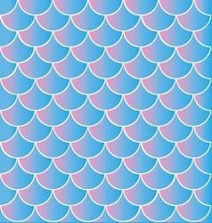 mermaid skin vector image