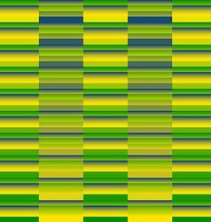 Concept of a Brazilian flag vector image