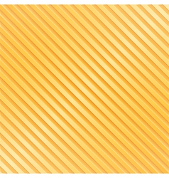Orange Striped Background vector image
