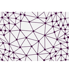 seamless grid background vector image vector image