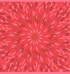 Colorful geometrical circular tiled mosaic vector