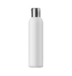 deodorant freshner spray bottle container - mock vector image