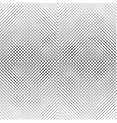 Abstract grid mesh geometric pattern with thin vector