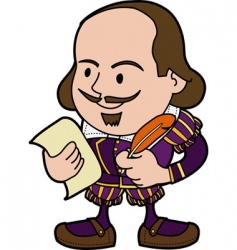 Shakespeare vector