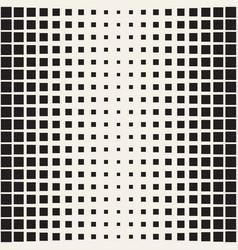 Seamless pattern repeating geometric tiles vector