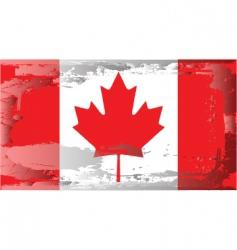 Canada national flag vector
