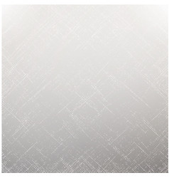 Silver background with intersecting scratches vector