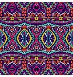 Abstract ethnic flourish background vector