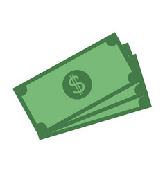 Banknote bank money currency cash vector