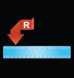 Coronavirus covid 19 r number vector