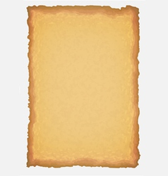 Ancient Scroll Paper copy vector image