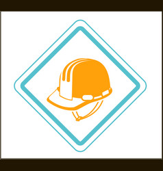 concept safety and health vector image vector image