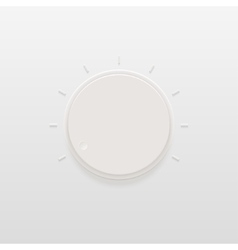modern light regulator or control icon vector image