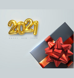 2021 happy new year vector