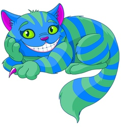 Cheshire Cat vector image