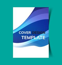 Cover design template7 vector