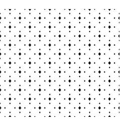 rhombus seamless pattern small diamonds vector image