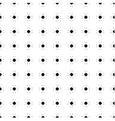 light minimalist geometric seamless pattern vector image