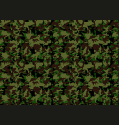 Army camouflage pattern camo clothing vector