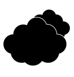 Clouds icon image vector