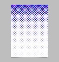 Geometric diagonal rounded square pattern vector