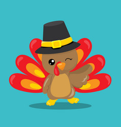 Gobble give thanks 05 vector