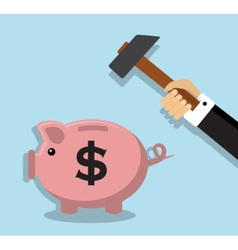 Removing accumulated money vector
