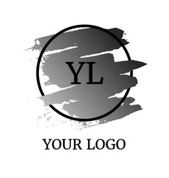 Abstract modern logo - emblem vector