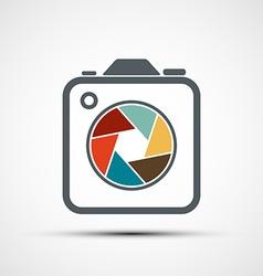 icon camera Stock vector image