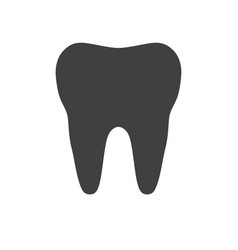 tooth related icon vector image