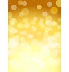 abstract golden vertical background vector image
