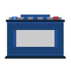 Vehicle accumulator auto battery icon symbol vector