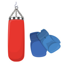 Home gym equipment vector