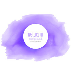 purple watercolor texture background vector image vector image