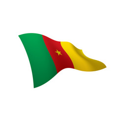 Cameroon flag vector