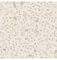 Musical background4 vector image vector image