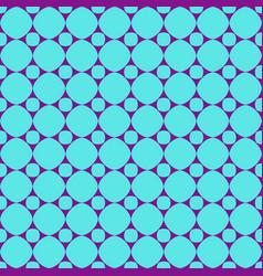 polka dot geometric seamless pattern 309 vector image vector image