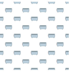 Wall conditioning pattern seamless vector