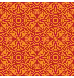 Seamless wallpaper 273 vector image vector image